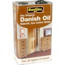 Rustins Danish Oil 5L.
