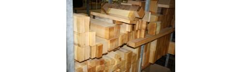 Hout voor houtsnijden