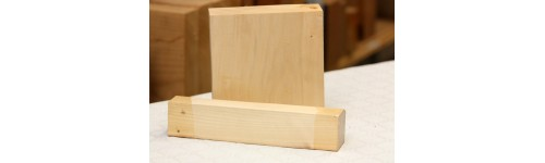 Staven Linde hout