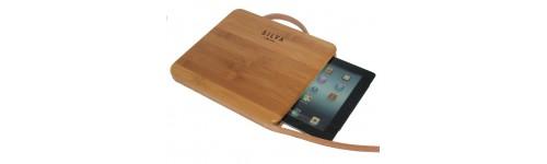 Houten iPad cases