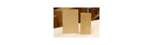 Linde hout 100x200 (bxh)