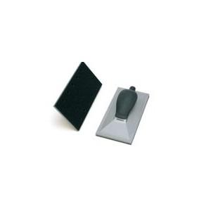 Handschuurblok met Stofafzuiging Mirka 115x230mm