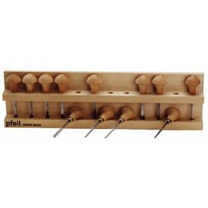 Pfeil Linoleum/Handpalmgutsen Set 12-delig