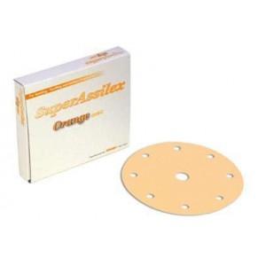Super Assilex Orange Schijf 9 gaten, P1500