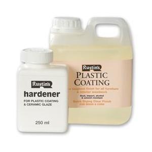 Rustins Plastic Coating 4L.