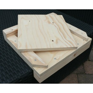 Futselbord, Futselplank, Werkbankje houtsnijden
