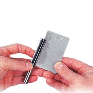 Credit card diamantsteen dubbelzijdig DWS/CC/FC
