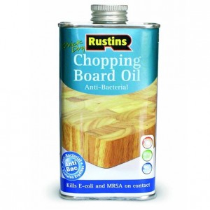 Rustins Snijplank Olie, Rustins Chopping Board Oil 250 ml,