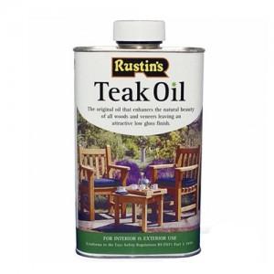 Rustins Teakolie 500 ml