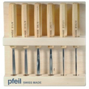 Pfeil Set D 6